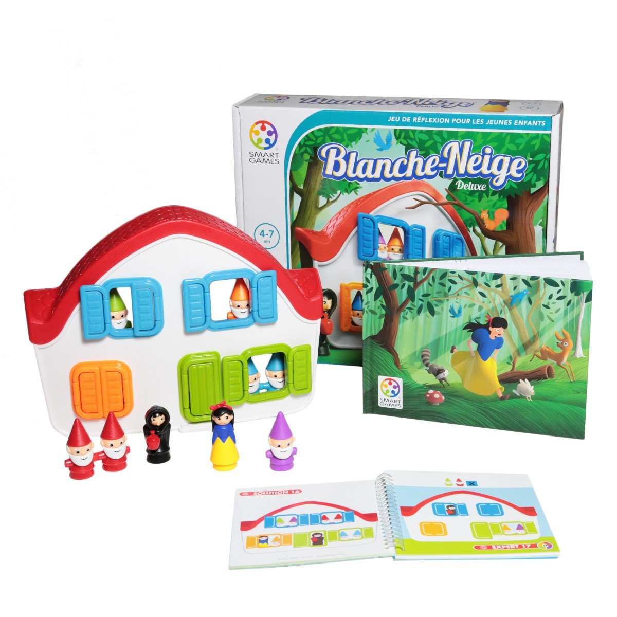 Blanche-Neige Deluxe - ouvert - image/jpeg