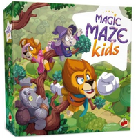 Magic Maze Kids - application/data